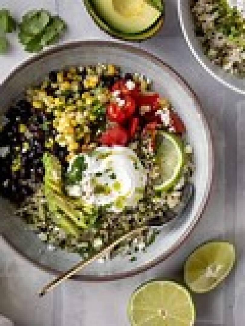 Baja Grain Bowl