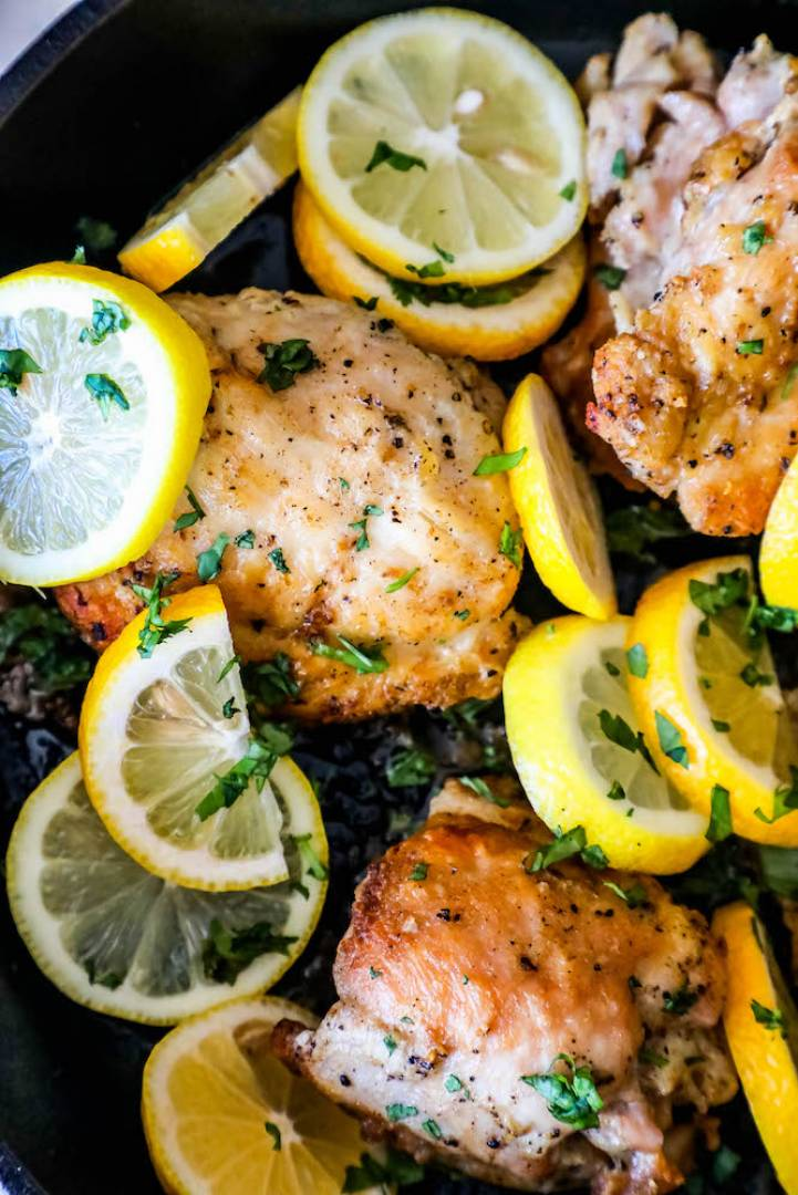Lemon Chicken Breast Keto