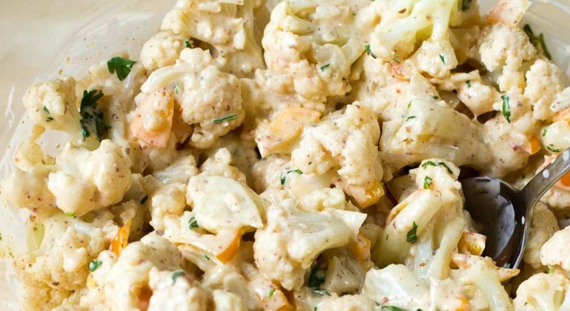 Southwest Cauliflower Salad