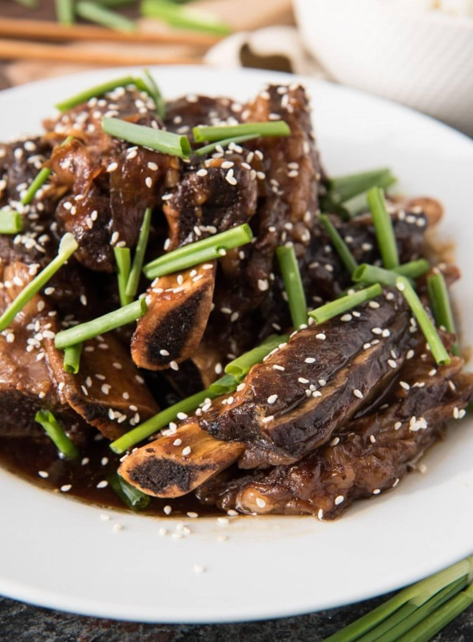 Keto Korean Style Beef