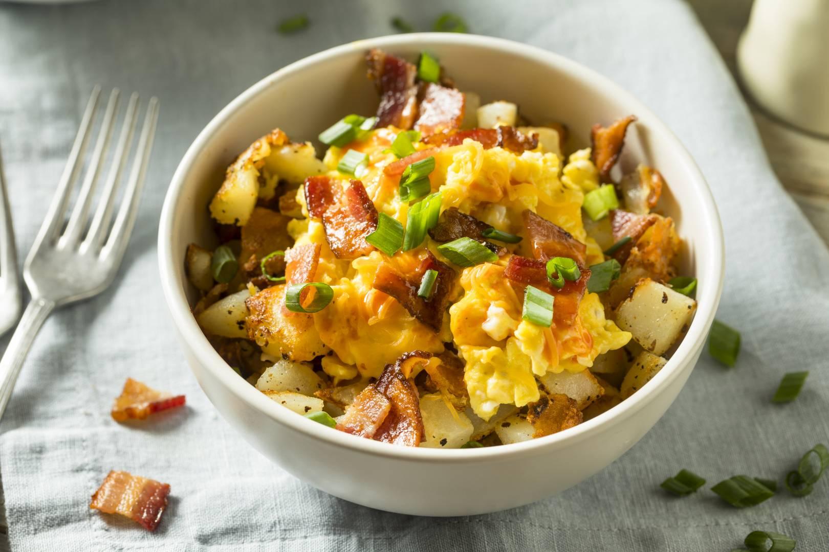 Farmer's Breakfast Bowl